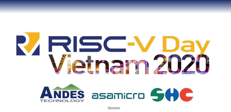 RISC-V Day Vietnam Online 2020 September 18th